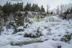 Bottom of Inglis Falls
