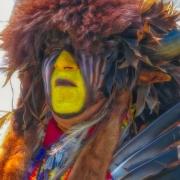 Indigenous Dancer Bernard-Nelson