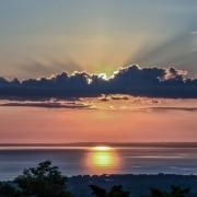 Top of Blue Sunrise